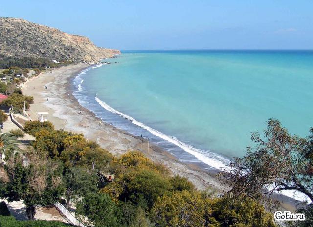 Писсури - одна из жемчужин острова Кипр