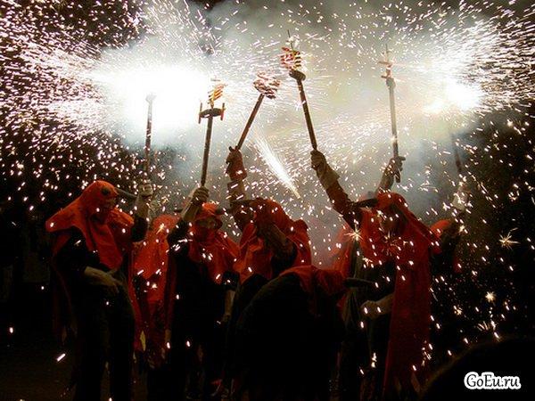 **Празднования Большой недели Бильбао