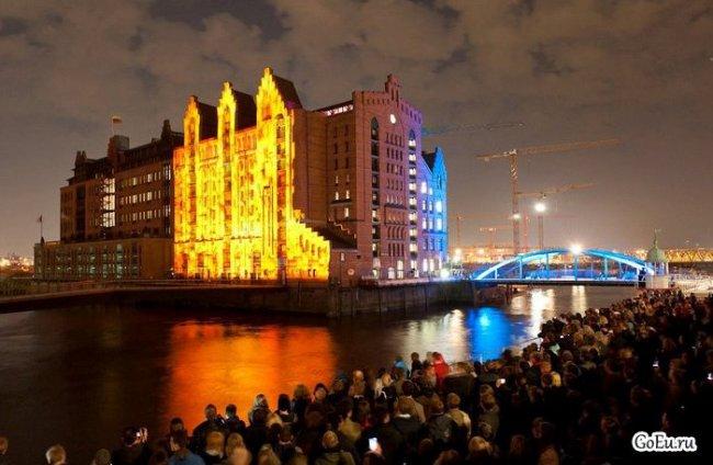 Фестиваль в Берлине «Длинная ночь Музеев»
