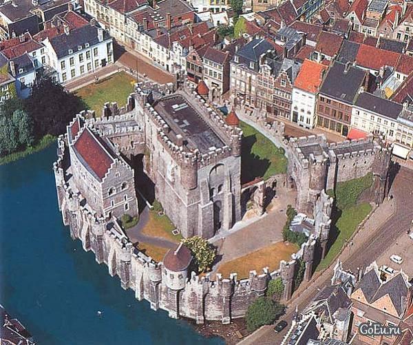 **Гент – прекрасный город-порт