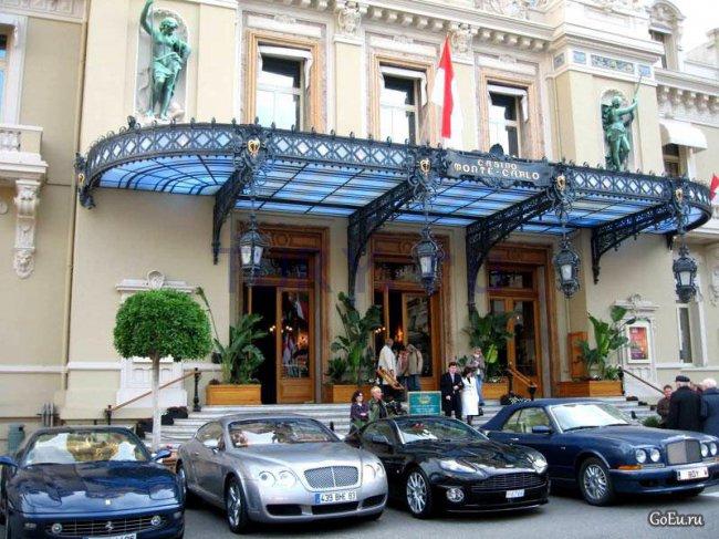 «Там правит бал», или кратко о казино Монако