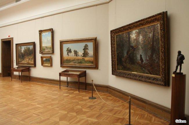 **Третьяковская галерея