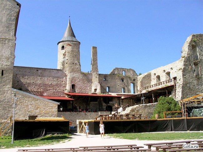 **Замок Хаапсалу