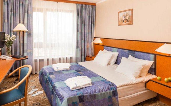 Гостиница «Космос» с уютными номерами ждёт гостей