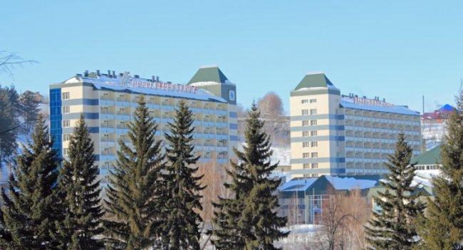 Курорт Белокуриха принимает гостей