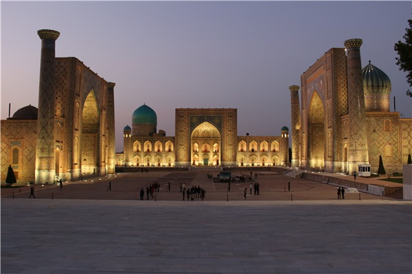 Uzbekistan – a country of a very special atmosphere