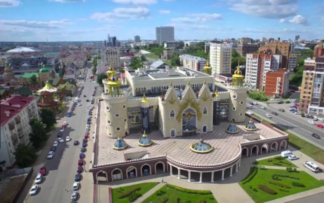 Туристическая поездка в Казань – путешевствуем вместе