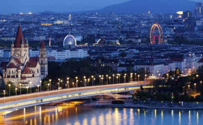 Вена - жемчужина Европы
