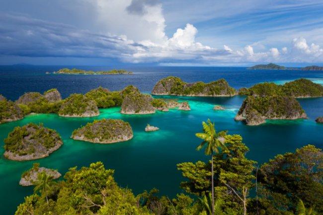 Активный отдых в Индонезии: невероятные острова Бали и Ява