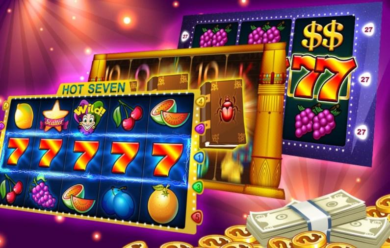 Игровой автомат Slot-o-Pol в казино Вулкан