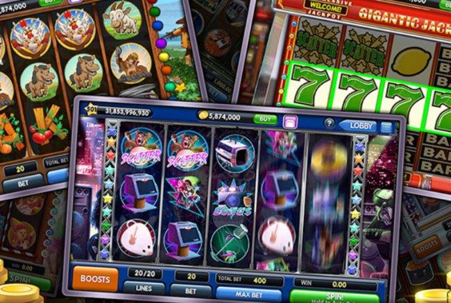 Описание игрового автомата онлайн