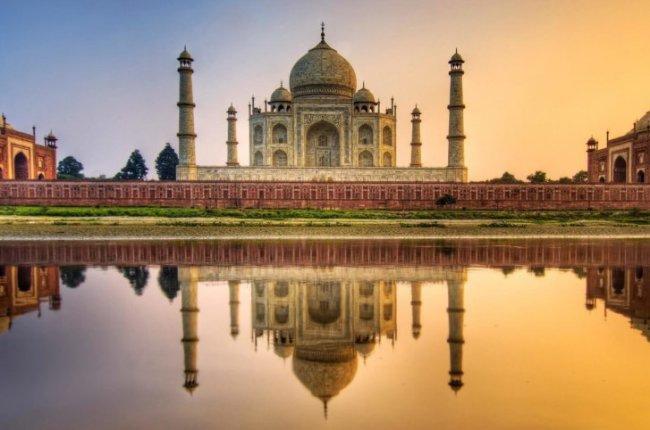 Каникулы в Индии