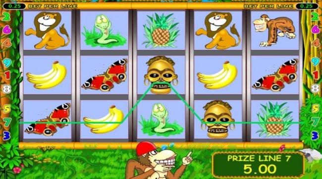 Бесплатная игра Crazy Monkey