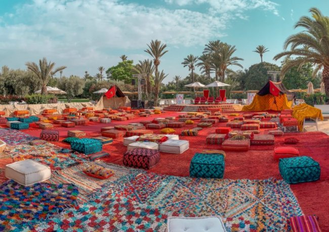 Club Med Marrakech La Palmeraie тур